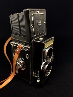 Rolleiflex magic 1 automatic medium format tlr in great condition