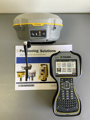 Trimble R8s GNSS Rover with TSC3 Access