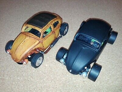 Scalextric kit resina 1/32 Volkswagen Beetle Custon  Slot Rats Rod Spain