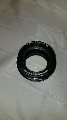 Carl Zeiss S-Tessar 5,6 300 Camera Lens Made in West Germany