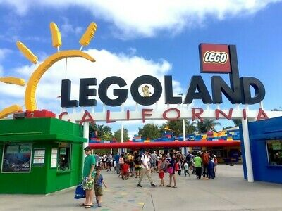 1-Day LEGOLAND & SEA LIFE HOPPER eTICKET Through 03/06/20 groupon electronic
