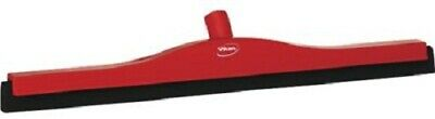 Vikan RED SQUEEGEE 40x110x600mm Rubber Blade, For Food Industry