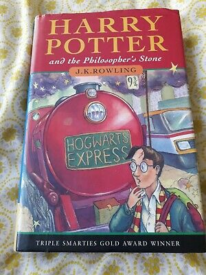 Harry Potter and the philosopher's stone First Published Bloomsbury print 28th