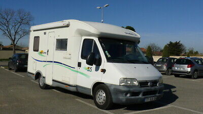 Camping Car Chausson Welcome 55