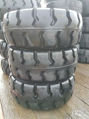Watts Solid Forklift Tyre. 16x6x10 1/2