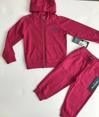 true religion Girls Tracksuit Pink BNWT RRP £152 Age 4 ‼️‼️