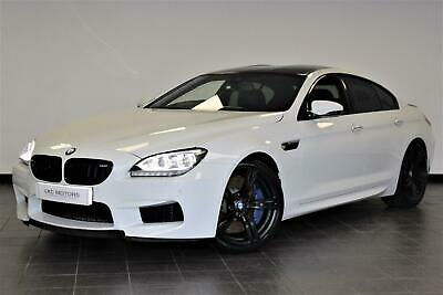 2015 Bmw 6 Series M6 Gran Coupe Coupe Petrol