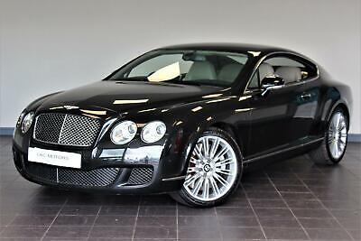 2009 Bentley Continental Gt Speed Coupe Petrol