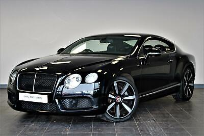 2013 Bentley Continental Gt V8 Coupe Petrol