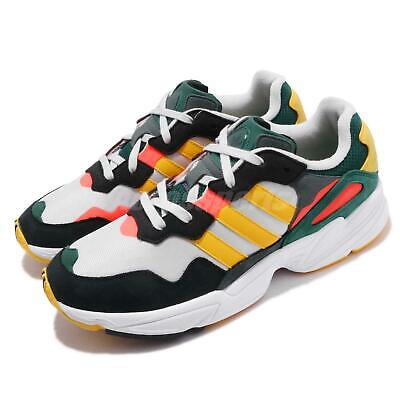 ADIDAS ORIGINALS YUNG 96 Grey Bold Gold Red Green White Men