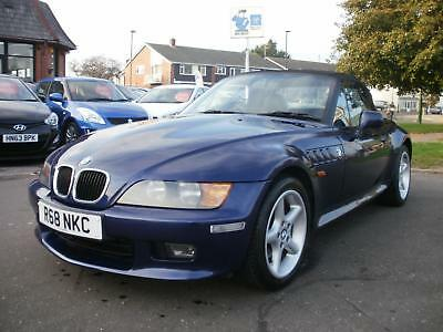 BMW Z3  Roadster PETROL MANUAL 1997/R