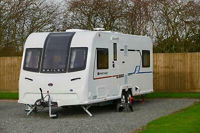 New 2020 Bailey Panther 760 Twin Axle 6 Berth Fixed Bunks SPECIAL EDITION