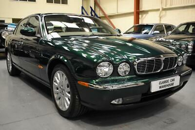 Jaguar XJ Series 3.0 auto SE, 1 owner, 10,000 mls, serviced annually !