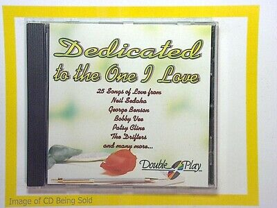 Various Artists - Dedicated to the One I Love	 CD Mint
