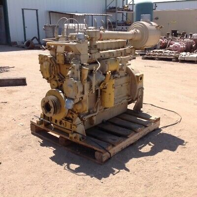 Cat G3306NA Natural Gas Engine