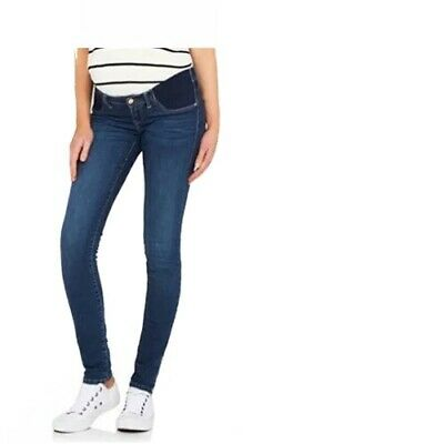 Ladies Maternity Jeans - Just Jeans Size 8