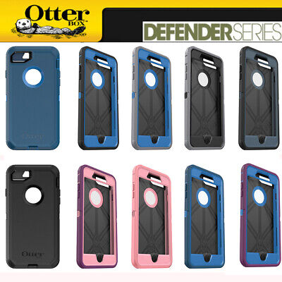 New OtterBox Defender case for iPhone 5s SE 6 6s 7 8 Plus X/XS 11 Pro + Holster