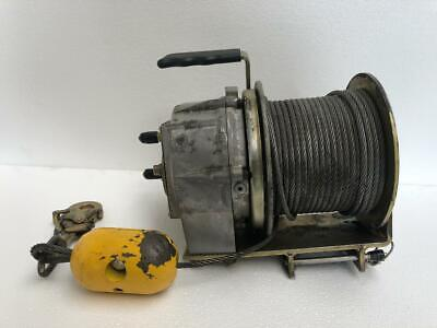 Dbi Sala 8101000 Confined Space Winch 350 Lbs/ 160 Kgs Capacity