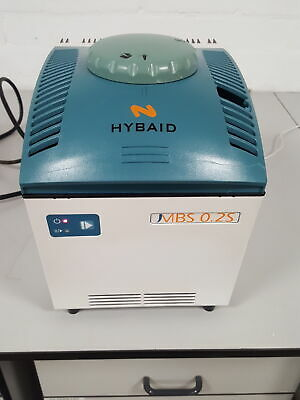 Thermo Hybaid MBS 0.2S Laboratory Thermal Cycler PCR