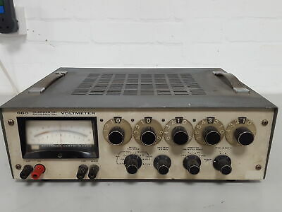 Keithley Instruments Model 660 Guarded Differential DC Voltmeter
