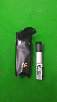 American Optical 10400A Hand Refractometer