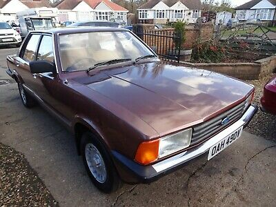 1980 Ford Cortina 1.6L. Family Owned, Genuine 48000 Miles.