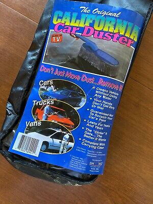 The Original California Large Car Cleaning Duster Car Home Brush NEW