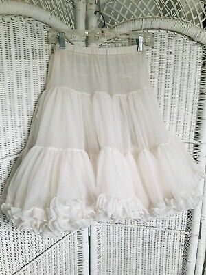 Partners Please By Malco Modes Vintage Petticoat Size S