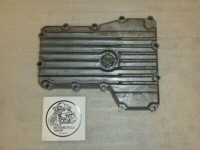 1978 78 1979 79 Suzuki Gs1000 Lower Engine Cover Sump Pan / Oil Pan