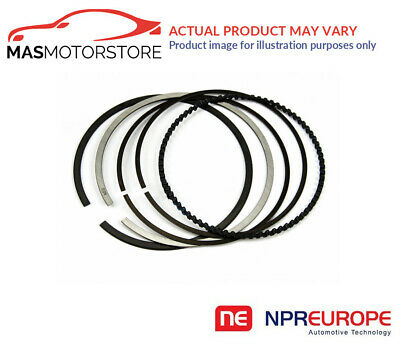 NPR Piston Ring Set FITS SUBARU Impreza WRX /& STI ej25 05-14 99.5 mm