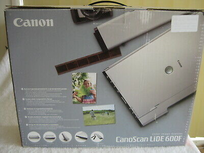 (119) CANON Canoscan liDE 600F - with 35mm film scanning capability