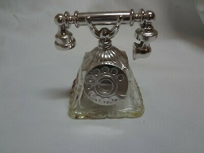 Gorgeous Vintage AVON Telephone Perfume / Cologne Bottle - Collectable