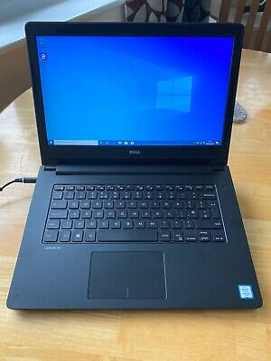 "Dell Latitude 3470 Laptop 14"" Intel i5 6200U 6th Gen 4G RAM  And 500GB HDDWin10"