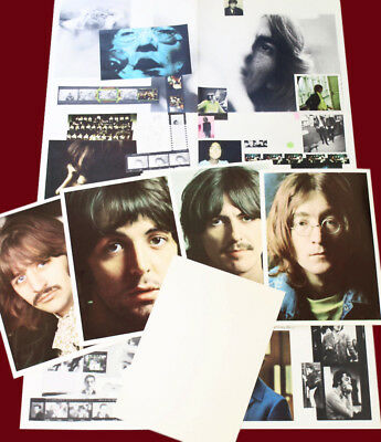 THE BEATLES WHITE ALBUM MINT RACOON TOP AUDIO superb 1st press McCARTNEY Stereo