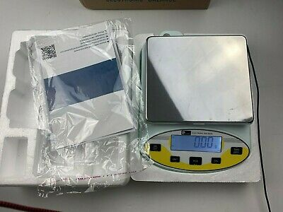 CGOLDENWALL High Precision Lab Digital Scale Analytical Electronic Balance...