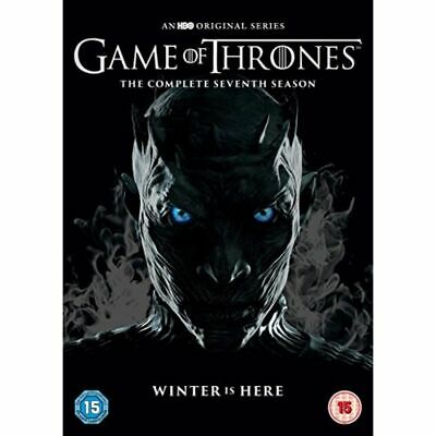 Game Of Thrones Season 7 DVD New & Sealed