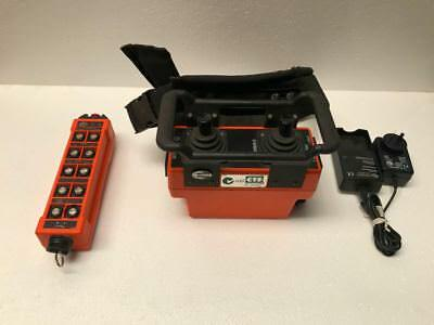 Hbcradiomatic Hbc Remote Control 2 Remotes & 1 Charger (Without Battries)