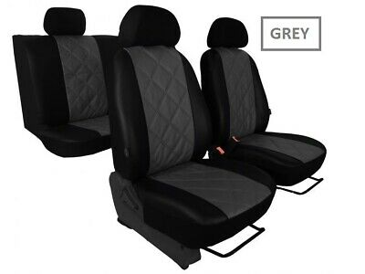 grey3 Peugeot Partner Tepee Outdoor  5 seats  Tailored seat covers