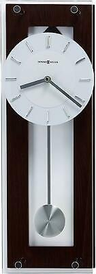 Howard Miller Emmett Contemporary Wall Clock 625-514 – Pendulum, Quartz Movement