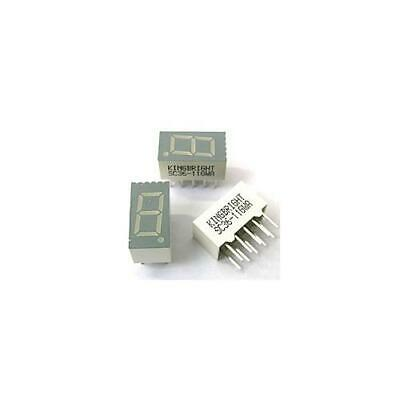 [20pcs] SC36-11GWA LED GREEN 7-SEGMENT KINGBRIGHT