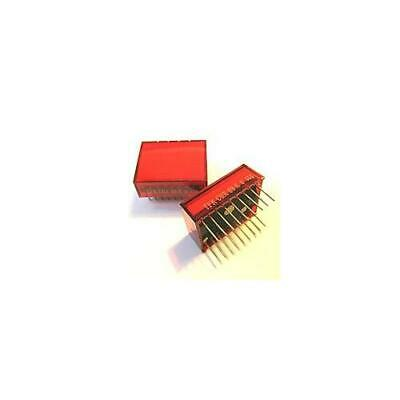 [20pcs] CQX89 LED RED 7-SEGMENT THT TFK