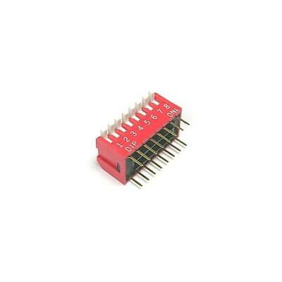 [2pcs] DBP2108 Piano DIP Switch DIP16 KNITTERSW