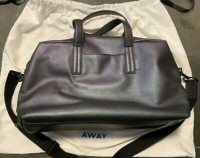 EUC AWAY Everywhere Carry On in Celestial Leather (Solstice Collection 2018)