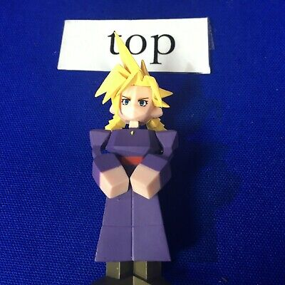 FINAL FANTASY VII 7 REMAKE Memorial Kuji G Mini Figure Transvestite Cloud