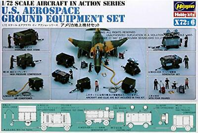 Hasegawa 1/72 the United States Air Force ground equipment set pla... from Japan