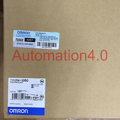 1PC Brand New Omron FH-1050 One year warranty free Shipping