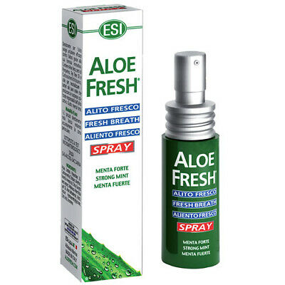 ESI aloe fresh spray 15ml