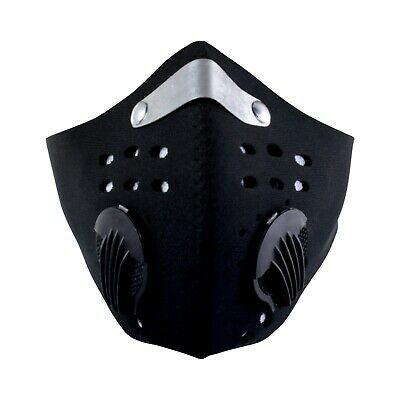 Urban Survival Face Mask Neoprene Optional Replacement Anti-Pollution Filter