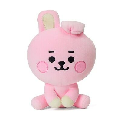 [100% Authentic] BTS BT21 Baby Official Goods Sitting Doll 20CM - Cooky Baby