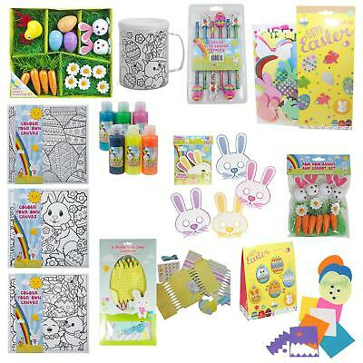 Easter Arts and Crafts, Egg Decorating, Craft Kits - Choose Items
